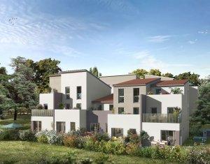 Achat / Vente programme immobilier neuf Craponne centre proche TCL (69290) - Réf. 6335
