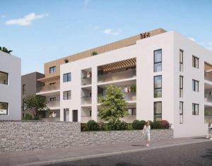 Achat / Vente programme immobilier neuf Craponne proche centre à 3min à pied du bus (69290) - Réf. 5684