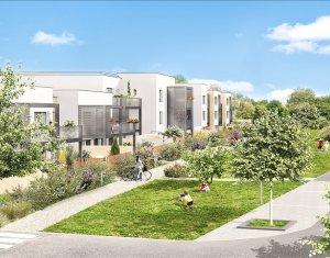 Achat / Vente programme immobilier neuf Dardilly quartier pavillonnaire proche mairie (69570) - Réf. 2042