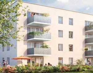 Achat / Vente programme immobilier neuf Feyzin centre du village (69320) - Réf. 700