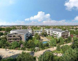 Achat / Vente programme immobilier neuf Feyzin résidence seniors proche Parc de l'Europe (69320) - Réf. 6321