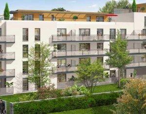 Achat / Vente programme immobilier neuf Francheville proche parc du Grillon (69340) - Réf. 1427
