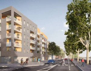 Achat / Vente programme immobilier neuf Givors proche centre (69700) - Réf. 3826