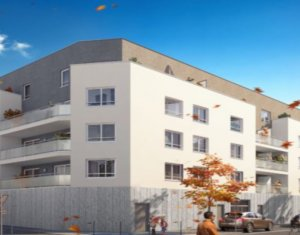 Achat / Vente programme immobilier neuf Givors proche centre-ville (69700) - Réf. 3507