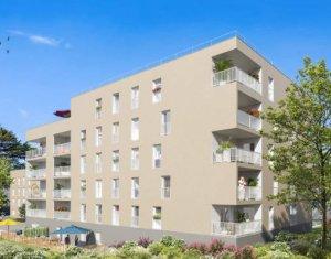 Achat / Vente programme immobilier neuf Gleizé à 15 min Gare de Villefranche (69400) - Réf. 4954