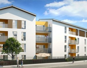 Achat / Vente programme immobilier neuf Grigny proche transports en commun (69520) - Réf. 303