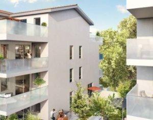 Achat / Vente programme immobilier neuf Irigny proche mairie (69540) - Réf. 3327