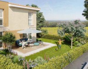 Achat / Vente programme immobilier neuf Jons portes de Lyon (69330) - Réf. 2831