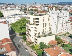Achat / Vente programme immobilier neuf Lyon 03 proche métro Grange Blanche (69003) - Réf. 5431