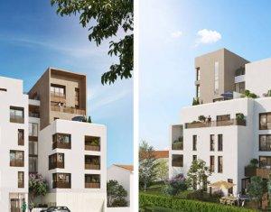 Achat / Vente programme immobilier neuf Lyon 08 à deux pas du tramway T6 (69008) - Réf. 6147