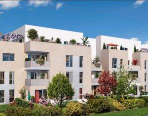 Achat / Vente programme immobilier neuf Lyon 08 au pied du tramway T4 (69008) - Réf. 4912