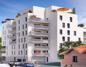 Achat / Vente programme immobilier neuf Lyon 08 proche Université Jean Moulin (69008) - Réf. 2785