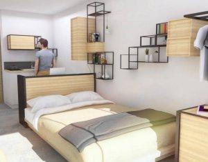 Achat / Vente programme immobilier neuf Lyon 08 résidence étudiante quartier Grand Trou (69008) - Réf. 6254