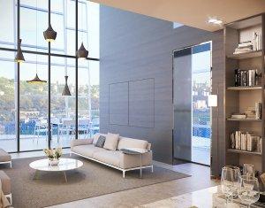 Achat / Vente programme immobilier neuf Lyon 2 secteur de la Confluence (69002) - Réf. 1572