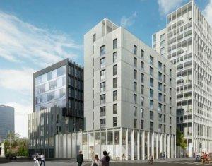 Achat / Vente programme immobilier neuf Lyon 3 proche centre-commercial la Part Dieu (69003) - Réf. 2029