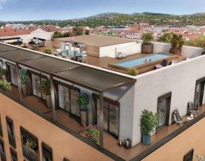 Achat / Vente programme immobilier neuf Lyon 4 Croix Rousse porte Saint Sébastien (69004) - Réf. 4007