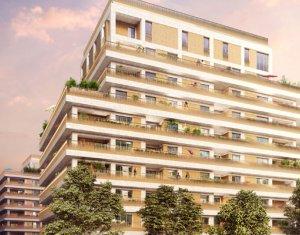 Achat / Vente programme immobilier neuf Lyon 7 quartier des Girondins (69007) - Réf. 1239