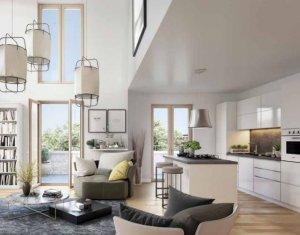 Achat / Vente programme immobilier neuf Lyon 7 ZAC des Girondins (69007) - Réf. 2673