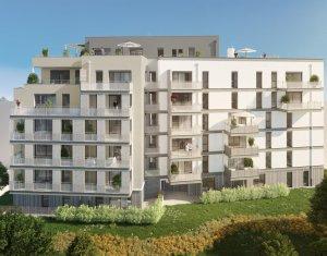 Achat / Vente programme immobilier neuf Lyon 7ème, proche Halle Tony Garnier (69007) - Réf. 1850