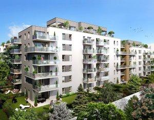 Achat / Vente programme immobilier neuf Lyon 7ème proche quartier de la Confluence (69007) - Réf. 1884