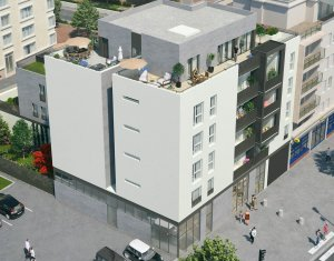 Achat / Vente programme immobilier neuf Lyon 8 proche des écoles (69008) - Réf. 824