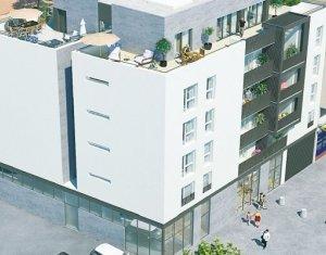 Achat / Vente programme immobilier neuf Lyon 8 proche transports et commerces (69008) - Réf. 1563