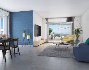Achat / Vente programme immobilier neuf Lyon 8 proches des transports (69008) - Réf. 3890