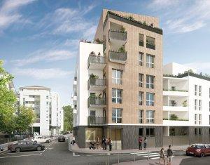 Achat / Vente programme immobilier neuf Lyon 9 quartier Valmy (69009) - Réf. 1366