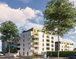 Achat / Vente programme immobilier neuf Lyon à 500 mètres du tramway T4 (69008) - Réf. 3887