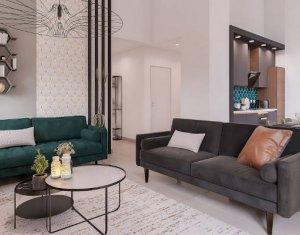 Achat / Vente programme immobilier neuf Lyon au coeur du quartier Point du Jour - Aqueducts (69005) - Réf. 4276