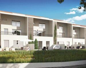 Achat / Vente programme immobilier neuf Lyon quartier île Barbe (69009) - Réf. 699