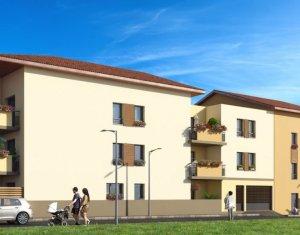 Achat / Vente programme immobilier neuf Meyzieu à 10 minutes du centre-ville (69330) - Réf. 2224
