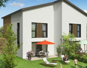 Achat / Vente programme immobilier neuf Millery proche commerces (69390) - Réf. 1315