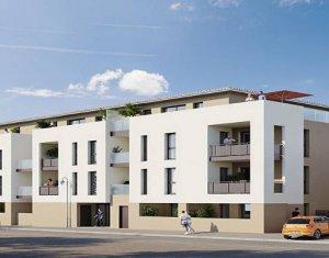 Achat / Vente programme immobilier neuf Mions à moins de 8 min de la gare (69780) - Réf. 5302
