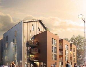 Achat / Vente programme immobilier neuf Oullins proche centre-ville (69600) - Réf. 772