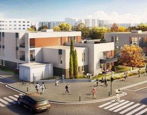 Achat / Vente programme immobilier neuf Pierre Bénite 20 minutes de Lyon (69310) - Réf. 810
