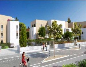 Achat / Vente programme immobilier neuf Pierre-Bénite proche centre ville (69310) - Réf. 2887