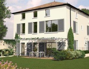 Achat / Vente programme immobilier neuf Pusignan proche rue de l'égalité (69330) - Réf. 1428