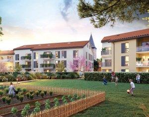 Achat / Vente programme immobilier neuf Rillieux-la-Pape au coeur du village de Vancia (69140) - Réf. 6093