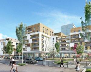 Achat / Vente programme immobilier neuf Rillieux-la-Pape quartier Ostérode (69140) - Réf. 984