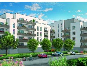 Achat / Vente programme immobilier neuf Saint-Fons proche gare (69190) - Réf. 561