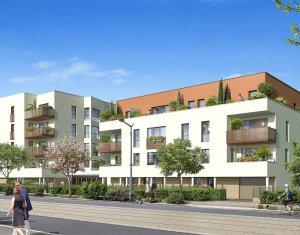 Achat / Vente programme immobilier neuf Saint-Priest à 3 min à pied du tramway T2 (69800) - Réf. 6332