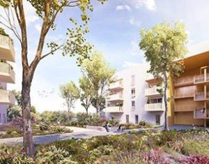 Achat / Vente programme immobilier neuf Saint-Priest proche parc de Parilly (69800) - Réf. 3670