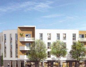 Achat / Vente programme immobilier neuf Saint-Priest proche transports (69800) - Réf. 2722