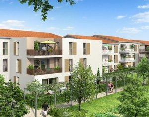 Achat / Vente programme immobilier neuf Saint-Priest quartier de Ménival (69800) - Réf. 1311