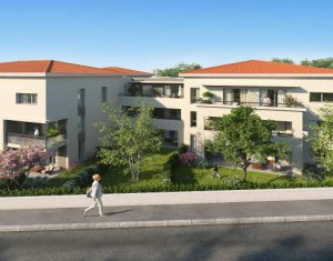 Achat / Vente programme immobilier neuf Sainte-Foy-lès-Lyon proche Grande Rue (69110) - Réf. 3827