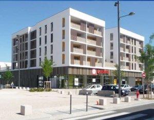 Achat / Vente programme immobilier neuf Sathonay-Camp ZAC Castellane (69580) - Réf. 2420