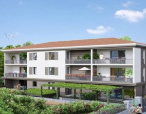 Achat / Vente programme immobilier neuf Tassin-la-demi-lune proche centre (69160) - Réf. 3002