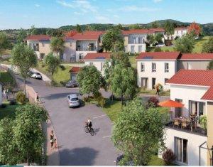 Achat / Vente programme immobilier neuf Vaugneray proche commodités et centre (69670) - Réf. 3234