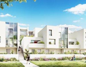 Achat / Vente programme immobilier neuf Vaulx-en-Velin quartier de la Grappinière (69120) - Réf. 2041